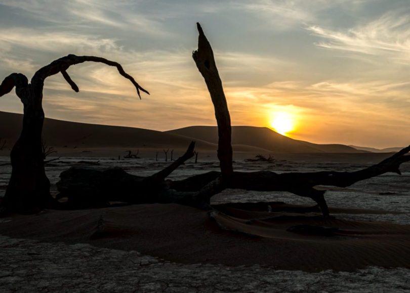 Namibia Photo Tour Timelapse