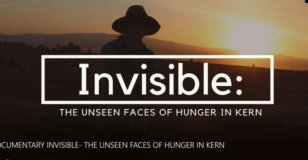 Invisible: The Unseen Faces of Hunger in Kern