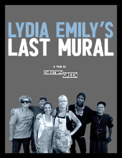 Lydia Emily's Last Mural