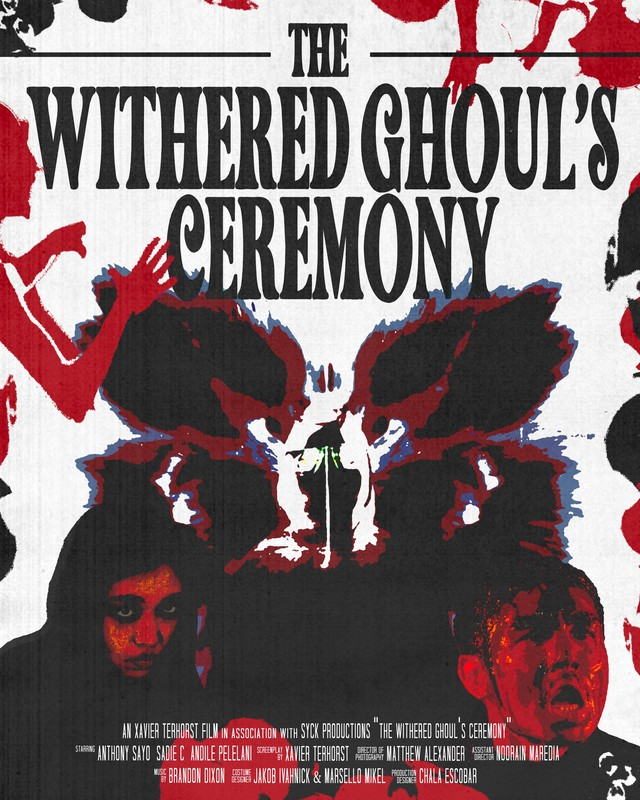 The Withered Ghoul's Ceremony