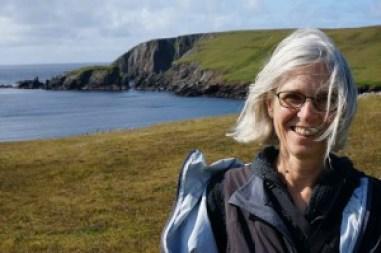Deb in Shetland