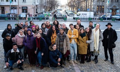 Independent Theater Hungary Roma Heroes Workshop