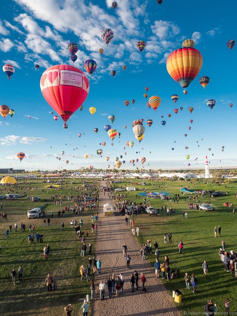 Guide To Attending The 2018 Albuquerque Balloon Fiesta In New Mexico