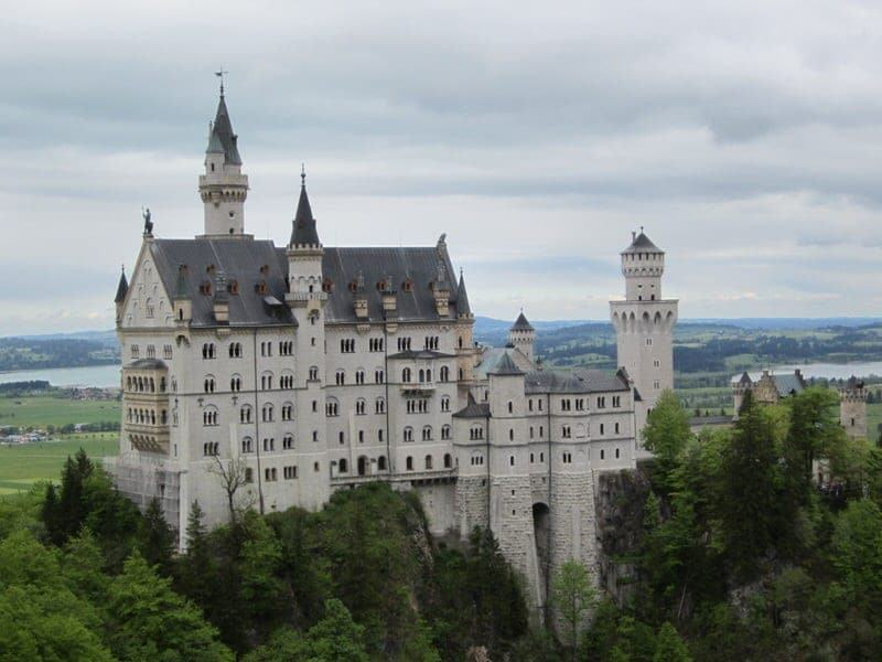 Bavarian Castle Pass