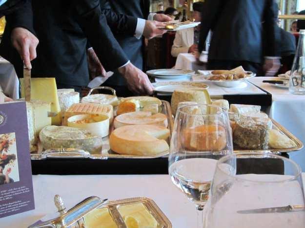 Lunch in Paris Michelin restaurants in Paris Le Grand Véfour review
