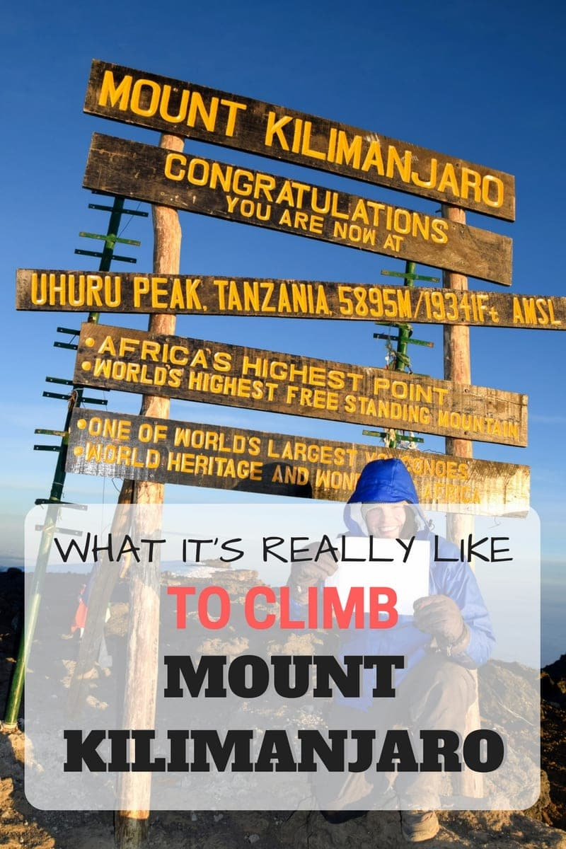 Everything you need to know about an experience climbing Mount Kilimanjaro, Tanzania
