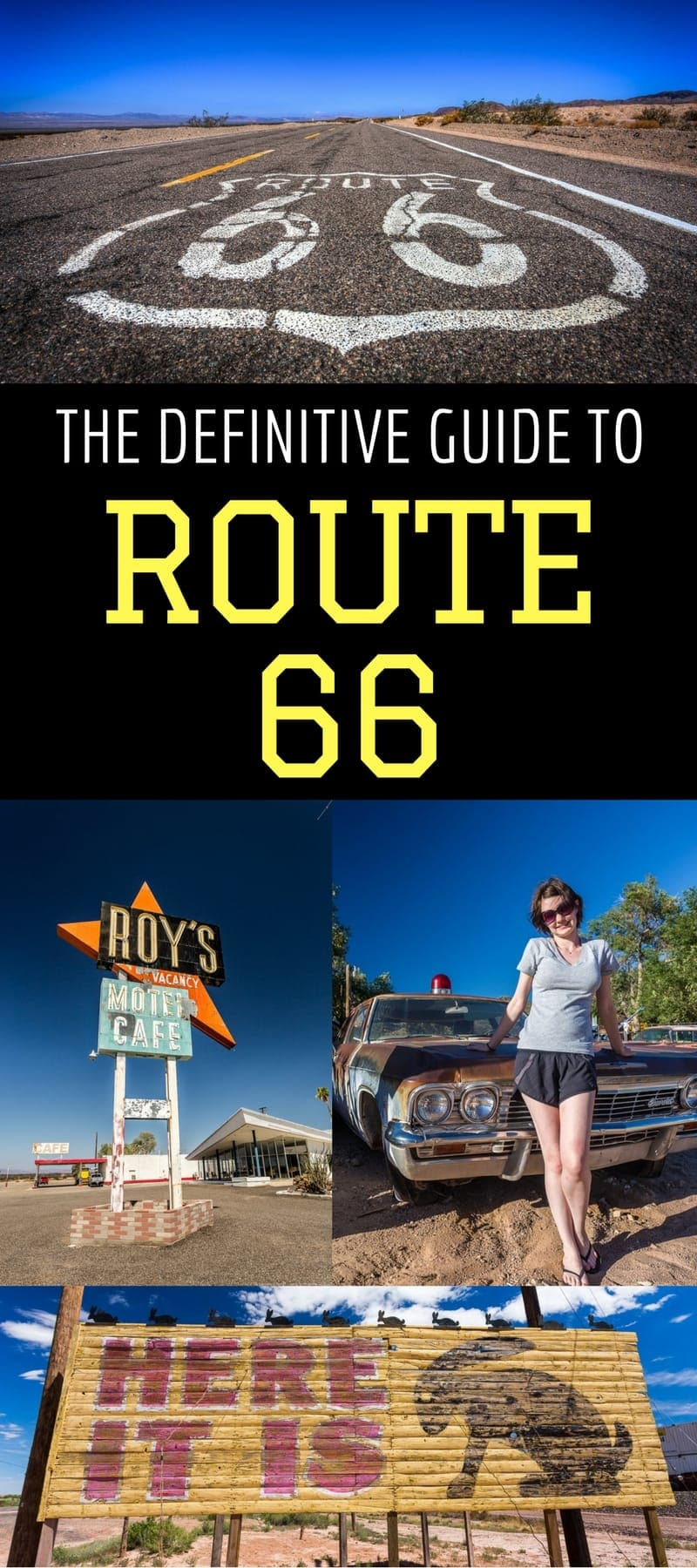 Route 66 En Camping Car : route, camping, Ultimate, Route, Planning, Guide, Independent, Travel
