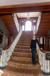 Stanley Hotel Estes Park Colorado History