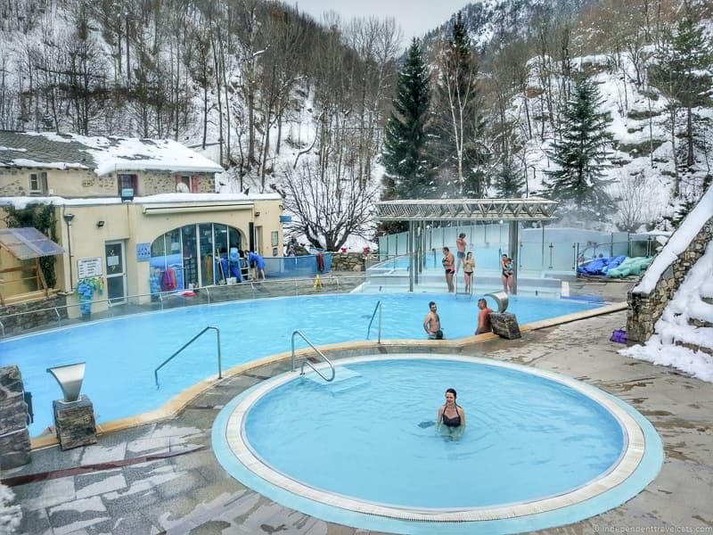 thermal pool Ski Holidays for Non-Skiers Things to Do at a Ski Resort if you Don't Ski