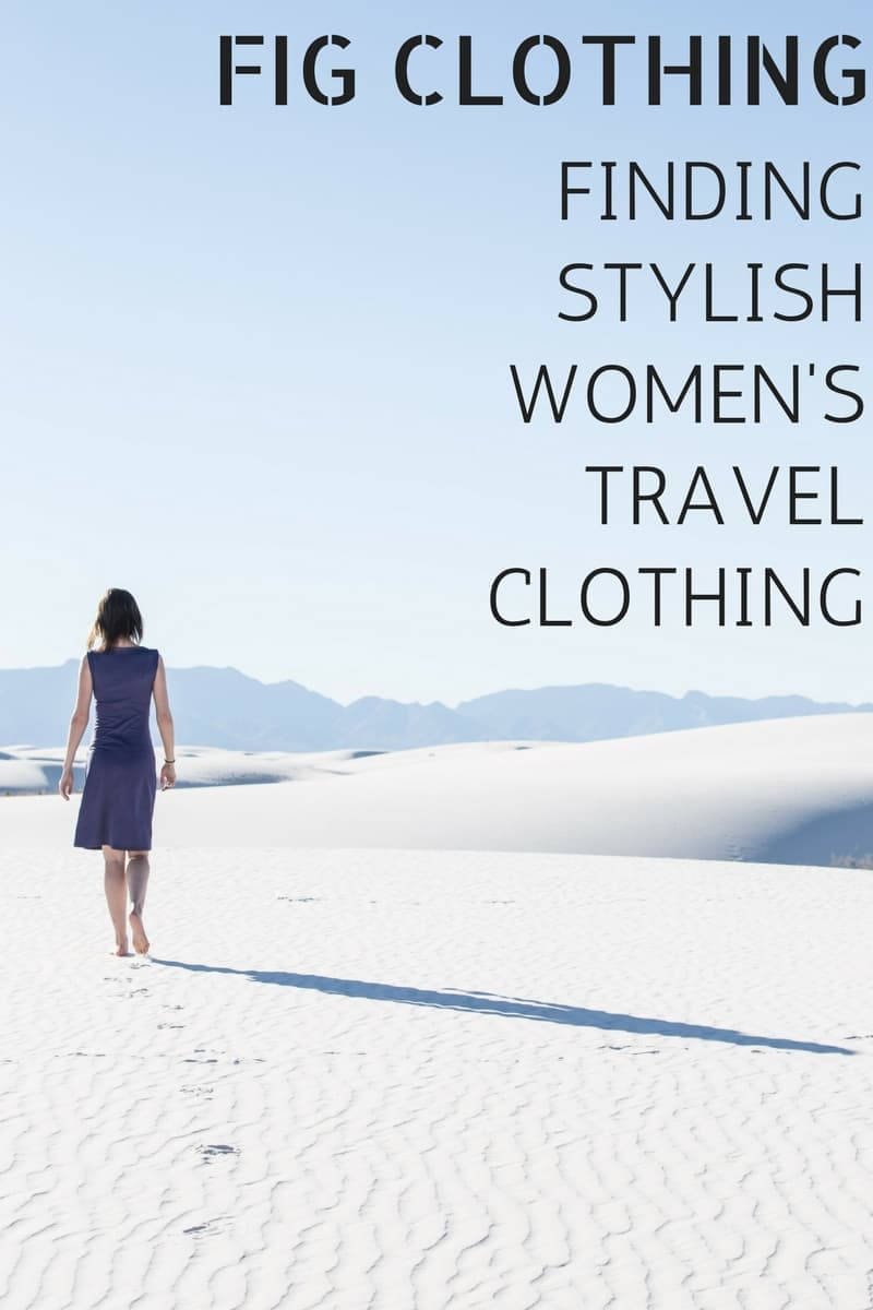 Finding travel clothing can be difficult! I have found stylish & comfortable travel clothing from FIG Clothing and I share my review, and loads of photos!