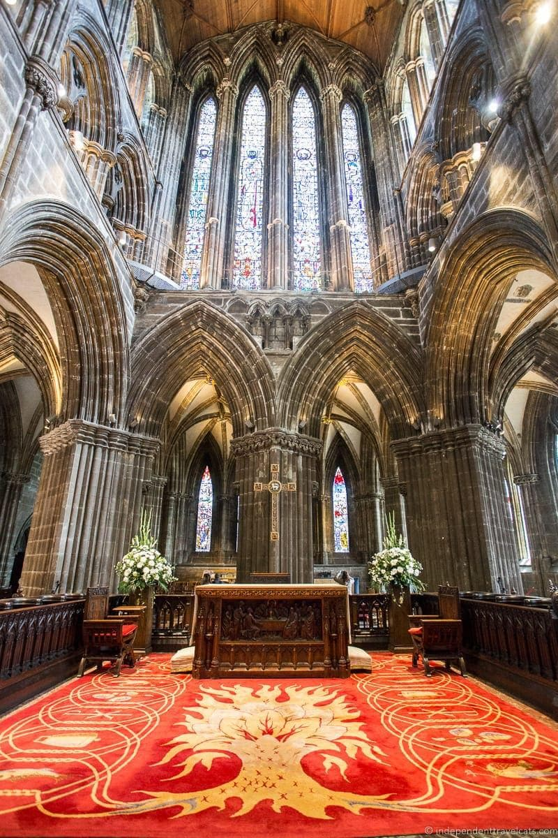 Glasgow Cathedral top things to do in Glasgow Scotland attractions