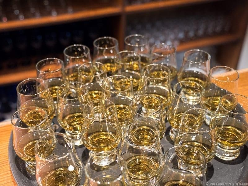 Glengoyne Distillery top things to do in Glasgow Scotland attractions