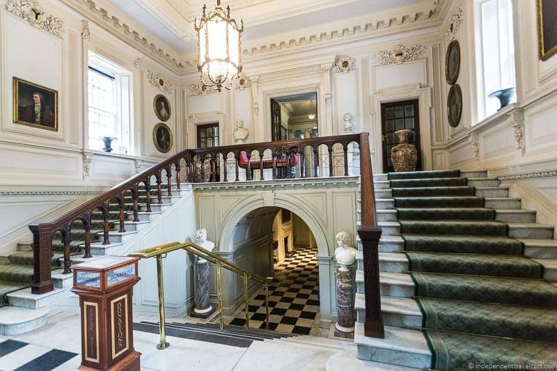 Pollok House top things to do in Glasgow Scotland attractions