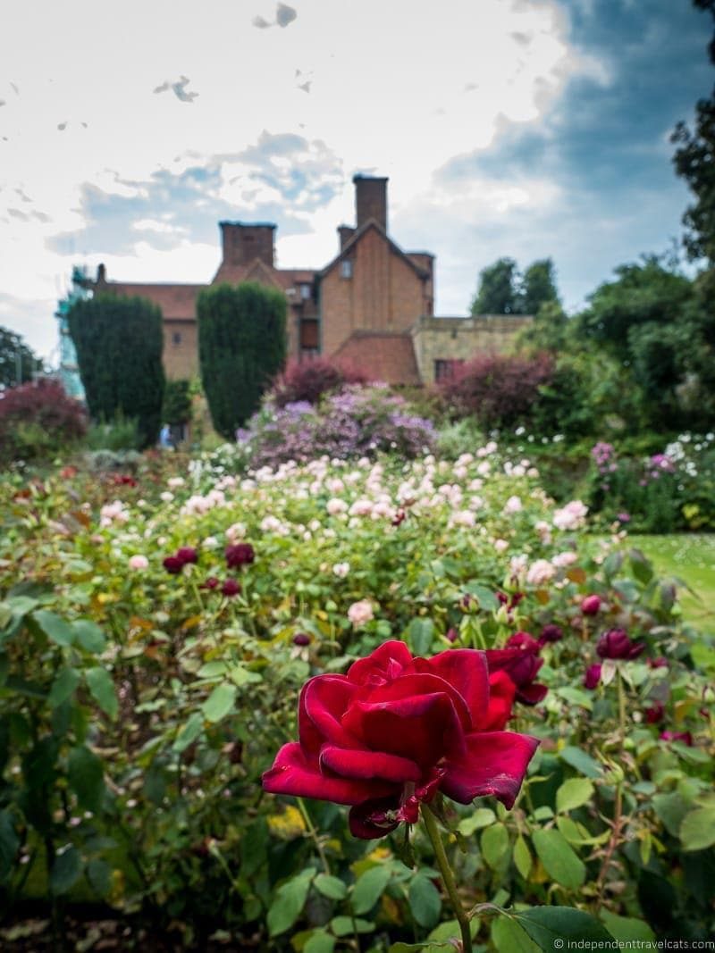 Chartwell top Winston Churchill sites in England