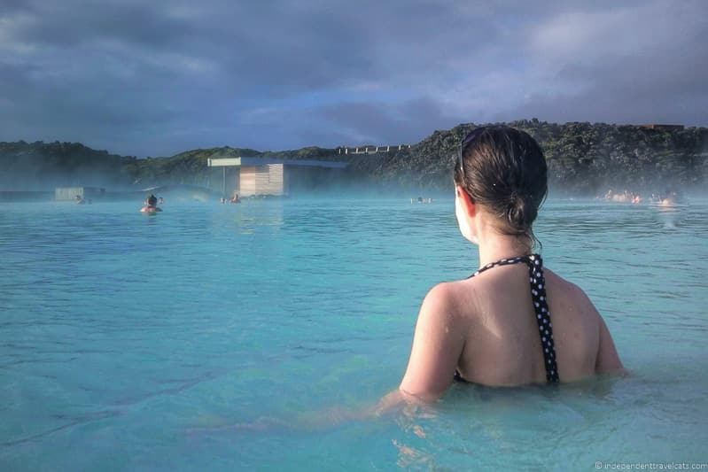 Blue Lagoon Iceland in winter activities day trips tours