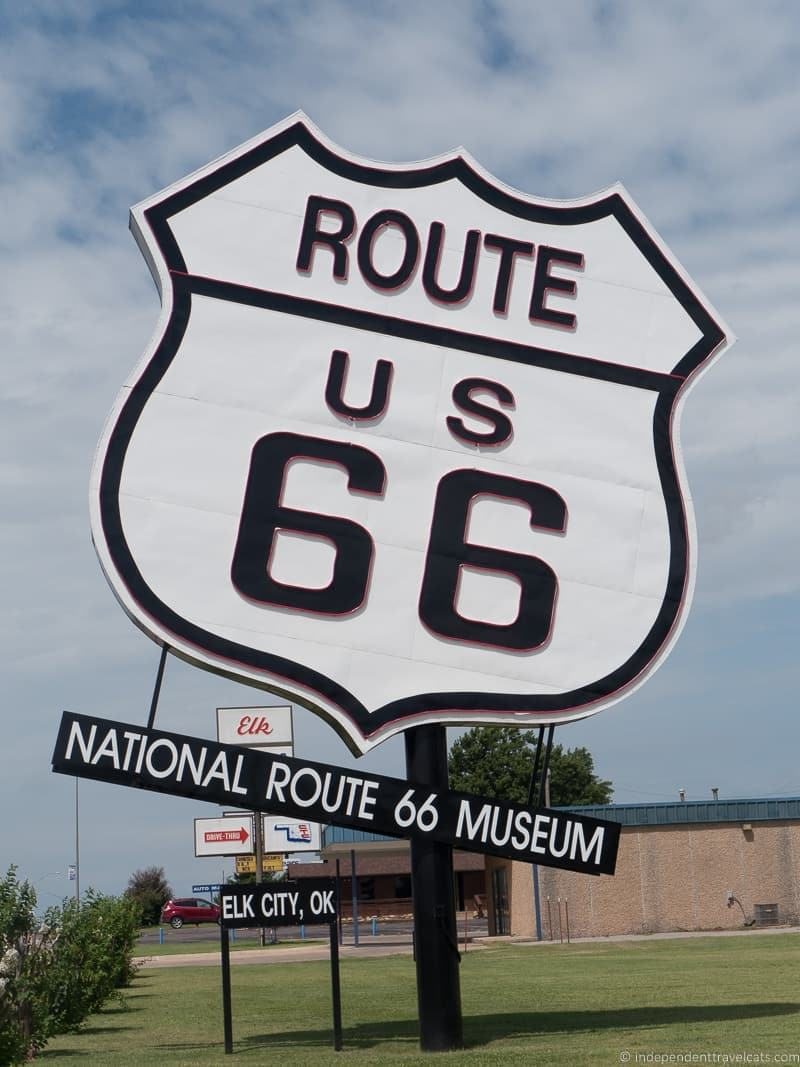 Route 66 En Camping Car : route, camping, Detailed, Route, Itinerary, Ultimate