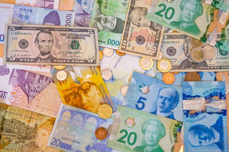 travel stress financial concerns travel costs