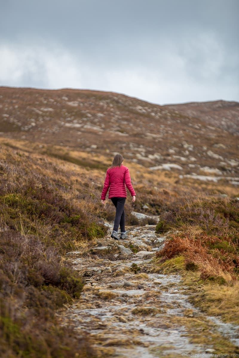 hiking how to avoid crowds on the Isle of Skye