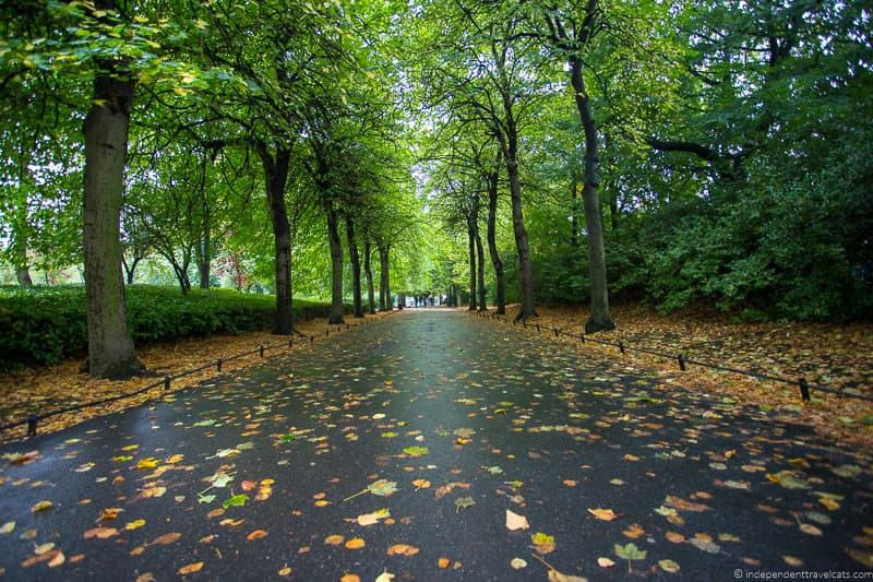 St. Stephen's Green 3 days in Dublin itinerary Ireland