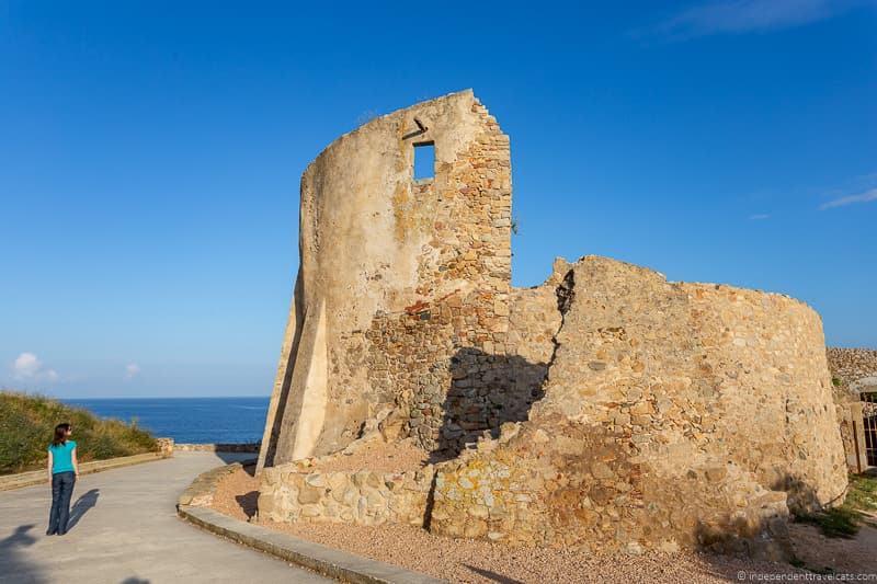 Castell de Sant Esteve de Mar things to do in Palamós Spain Catalonia Costa Brava