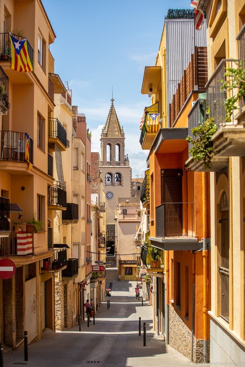 Palamos Old Town things to do in Palamós Spain Catalonia Costa Brava