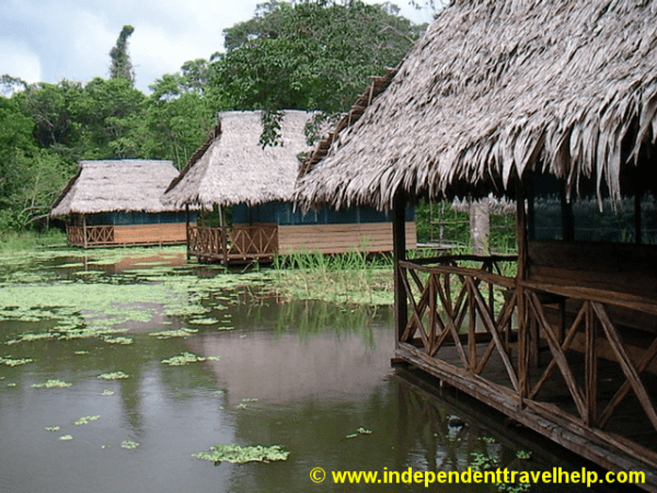 romantic destination, romance, amazon, rainforest, river, latin america, south america, peru, accommodation