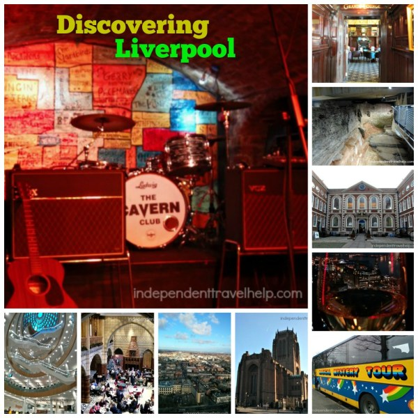 Discovering Liverpool