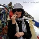 Me at the top of Kala Patthar