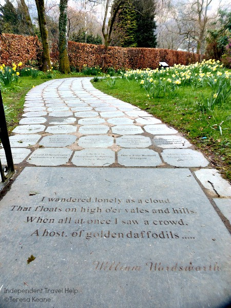 Grasmere - Wordsworth Daf Garden