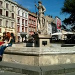 Lviv centre