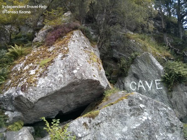 Rob Roy's Cave