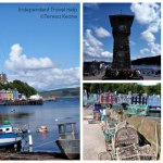 Tobermory collage