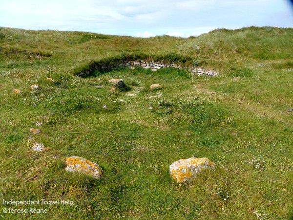 Cladh Hallan Roundhouses