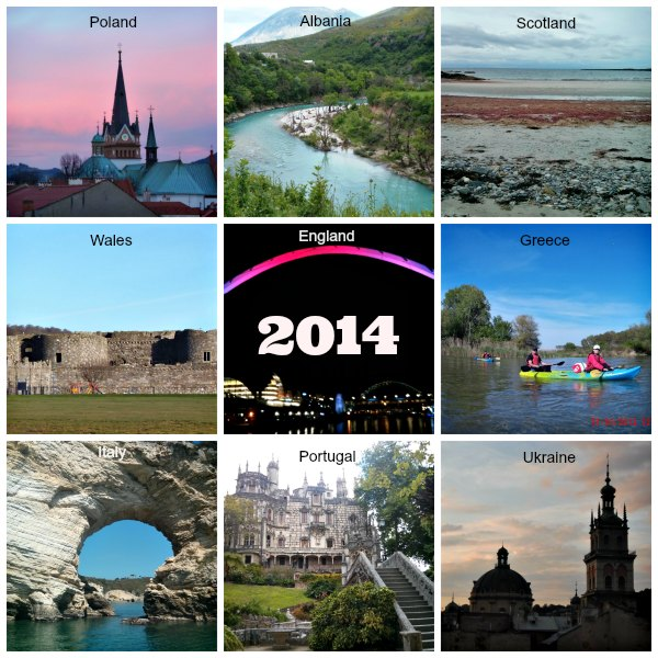 2014: A Year of Spontaneity
