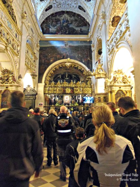 The Chapel of the Miraculous Image, Jasna Gora