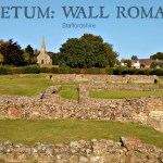 Wall Roman Site pin