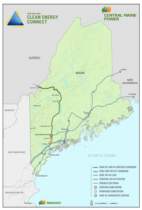 Maine Gov LePage Indicates Mass May Have Already Moved