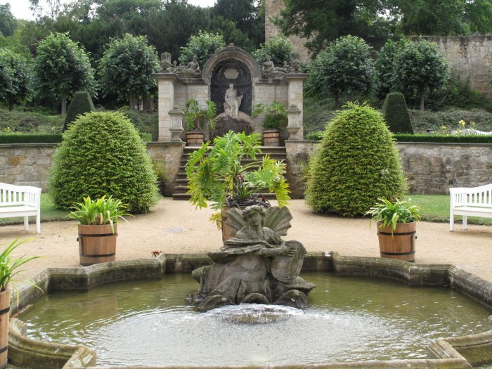 Unterer Barockgarten