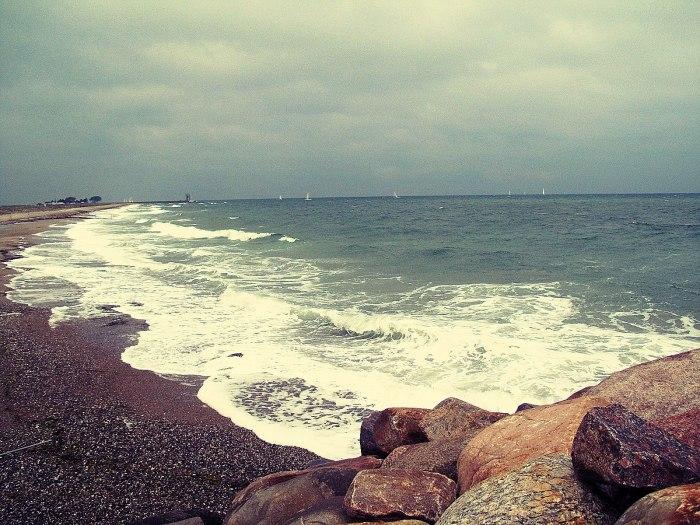 Küste bei Olpenitz