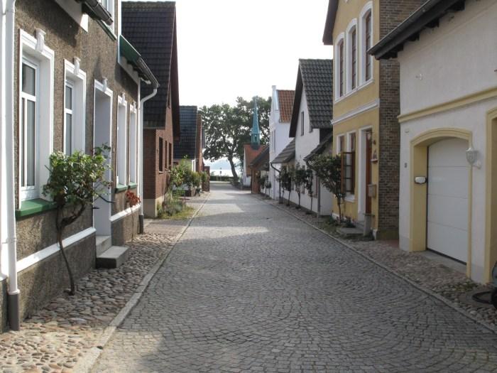 Maasholm Große Straße