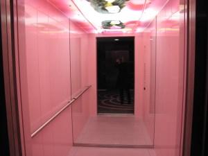Fahrstuhl Nhow