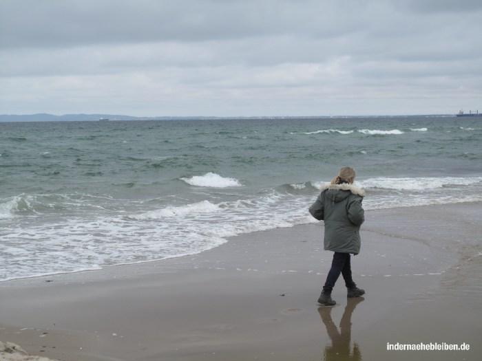 Am Öresund beim quirligen Fischerort Gilleleje