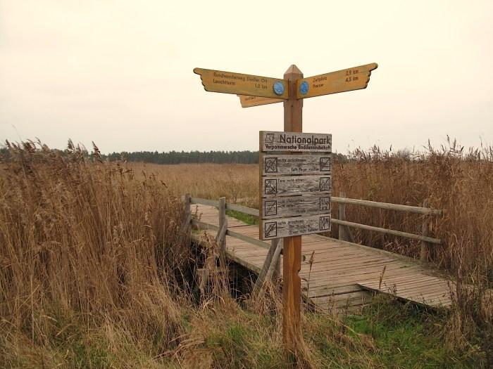Nationalpark Rundwanderweg