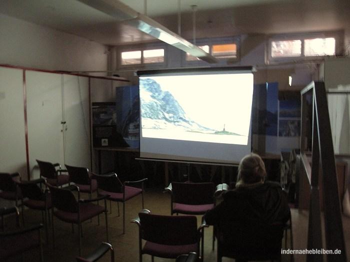 Filmraum Norwegische Seemannskirche