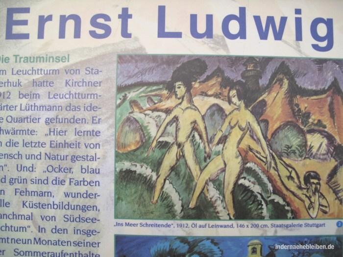 Ernst-Ludwig-Kirchner-Weg Fehmarn