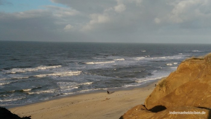Rotes Kliff I