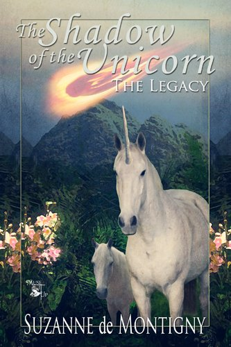The Shadow of the Unicorn - cover