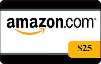 Amazon 25 gift card