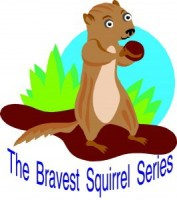 The Bravest Squirrel Series logo