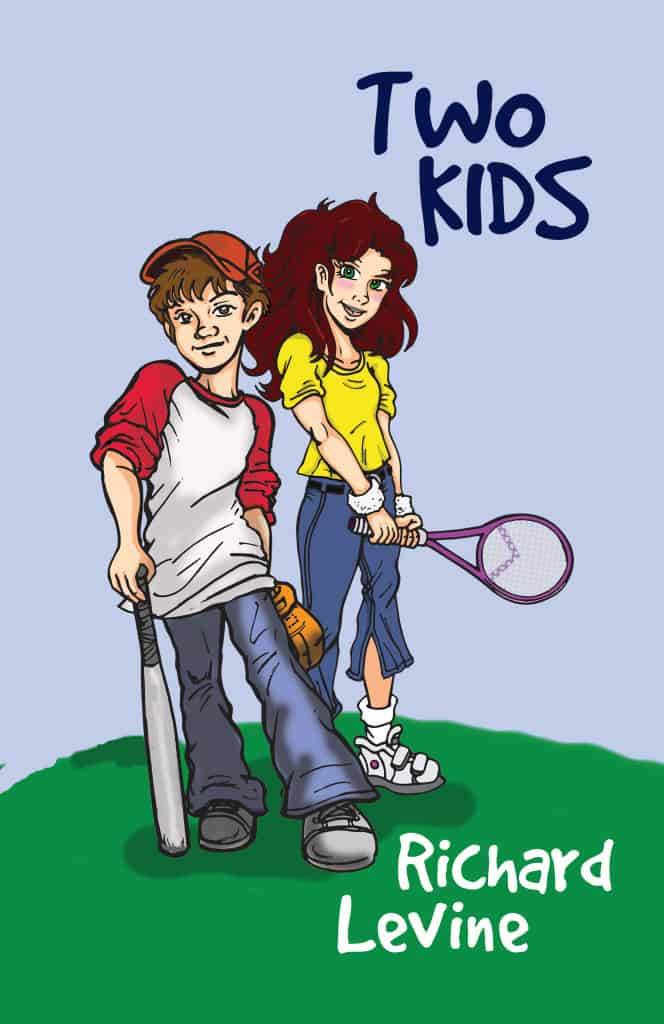 Two Kids by Richard Levine